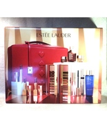 Estee Lauder Nudes & Glam 12 Piece Makeup Kit with Travel Case - Boxed - $92.99