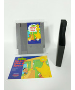 Sesame Street Big Bird's Hide & Speak Nintendo NES Tested & Works - Very... - $19.37