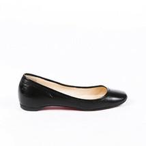 Christian Louboutin Patent Leather Square Toe Flats SZ 36 - $205.00