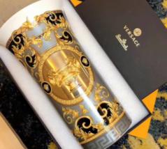 Versace by Rosenthal Vase 34 cm / 13.3 in Prestige Gala NEW - $524.70