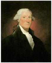 Wall Decor Poster.George Washington.Painting Art Design.History Room art.1574 - $11.30+