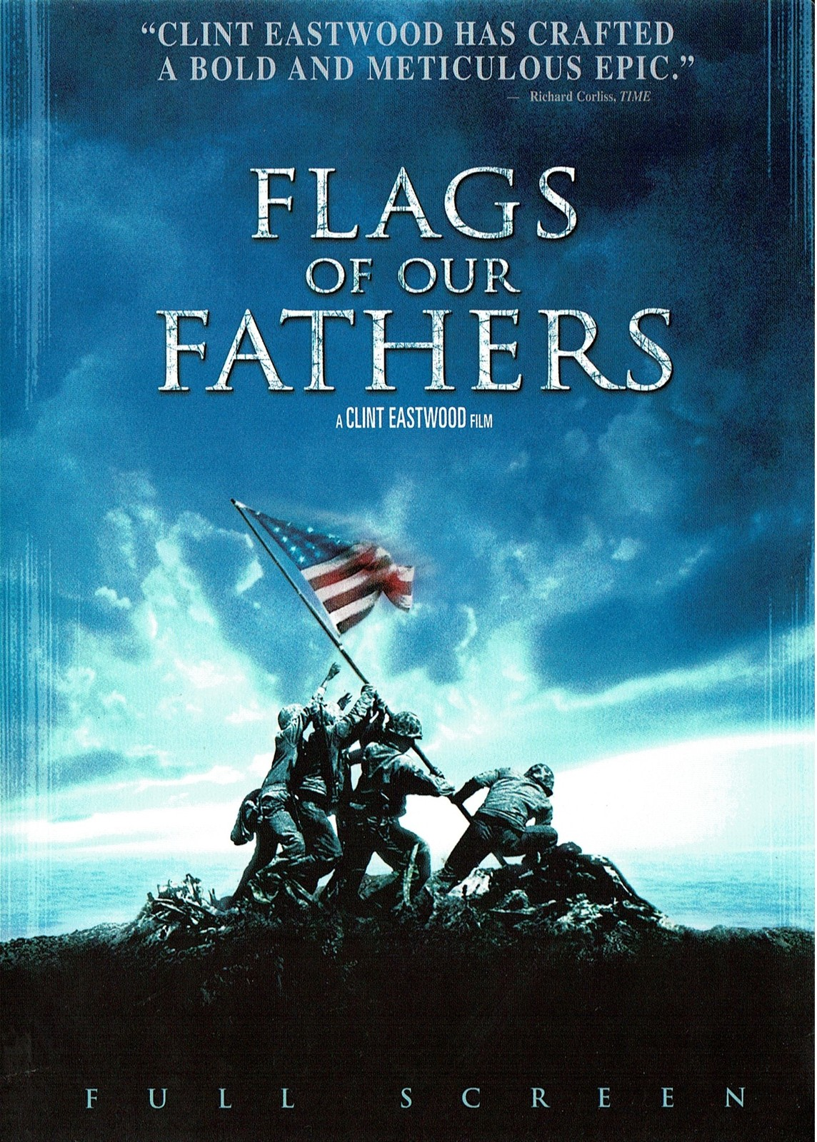 Flags of Our Fathers, DVD, 2007, Clint Eastwood