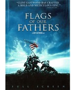 Flags of Our Fathers, DVD, 2007, Clint Eastwood - $9.99