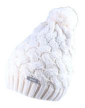 Bench Femmes Seedpearl Acrylique Kuddle Bonnet Pompon Hiver Chapeau & Écharpe image 2