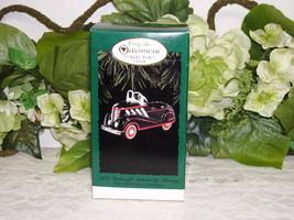 HALLMARK ORNAMENT 1937 STEELCRAFT AUBURN KIDDIE CAR CLUB EDITION 1996 MIB - $16.82