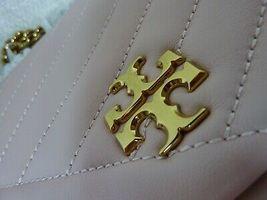 NWT Tory Burch Pink Moon Kira Chevron Convertible Shoulder Bag $528 image 11