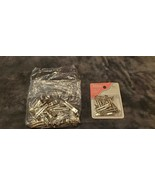 VINTAGE 60's-70's WILHOLD CURL CLIPS LOT OF 48 CLIPS IN TOTAL - $30.00