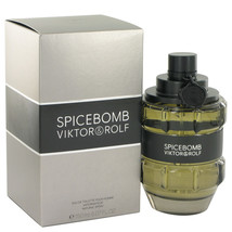 Viktor & Rolf Spicebomb 5.0 Oz Eau De Toilette Cologne Spray image 1