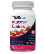 Trividia True Plus Glucose Tablets 50 ct Raspberry Flavor - $8.00