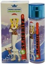 Women Paris Hilton Passport Paris EDT Spray 1 oz 1 pcs sku# 1786841MA - $25.20