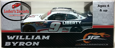 William Byron 2017 #9 Liberty University Champ Xfinity Series 1:64 ARC - NASCAR