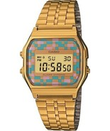 Casio Classic A159WGEA-4A Unisex Watch - $39.59