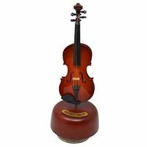 KingPoint Violin Music Box with Rotating Musical Base (Violin Music Box) - $45.61