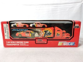 Racing Champions Ricky Rudd #10 NASCAR Tide 1:64 Team Transporter 1995 - $22.50