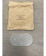 New Old Stock 1960 Ford Custom, Fairlane, Galaxie Cluster Westclox Clock... - $25.00