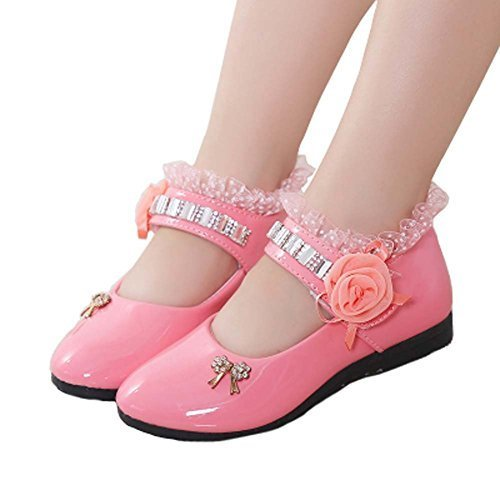 Baby Shoes Children Sandals Summer Girls Sandals Princess Shoes Bow Girls Shoes
