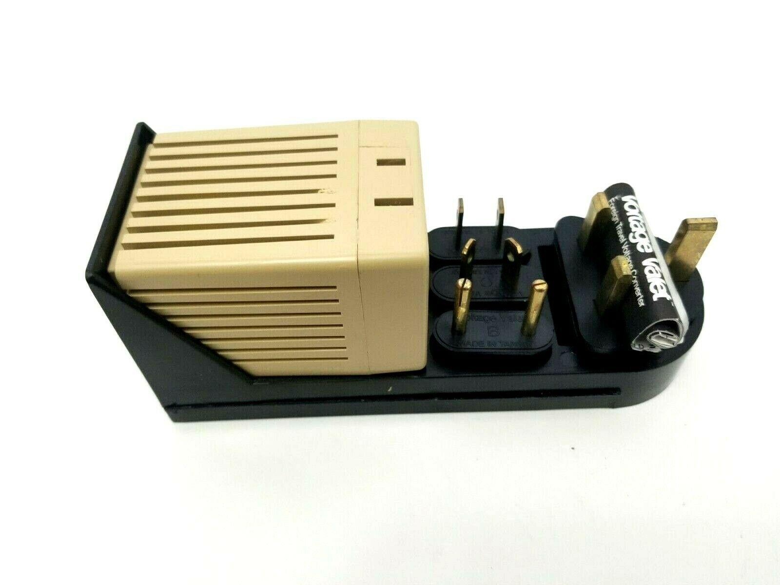 VOLTAGE VALET Foreign Electricity Converter Kit 50 Watt - Model V5PH New
