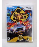 Emergency Mayhem Nintendo Wii NEW SEALED! - $17.99