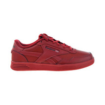 Reebok Club Memt Women's Shoes Excellent Red-Dgh Solid Grey FX0403 - $50.05