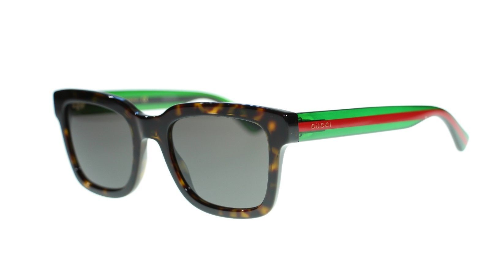 c802684d29cf6 Gucci Men Square Sunglasses GG0001S 003 and 50 similar items. 57