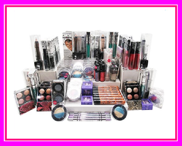 14pc Hard Candy Makeup Beauty Lot Eyes + Lips + Nails + Face + Blush New Fresh!! - $16.81