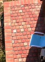 #415-25 Red Concrete Color Cement Powder, Plaster 25 lbs Make Stone Pavers Brick image 5
