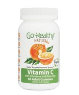 Vitamin C Gummy with Echinacea and Rose Hips, Vegan, 240 mg Per Serving ... - $14.01