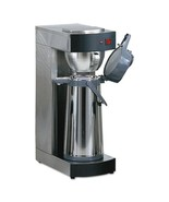 Air Pot Brewer, Stainless Steel, 75 Oz, 8 3/4 X 14 3/4 X 21 1/4 - $964.86 CAD