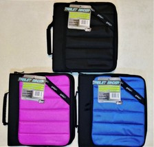 """Tech Gear Tablet Binder 1.5"""" Rings, Front Padded Compartment for Tablet,... - $26.38 CAD+"""