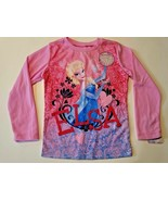 Disney Frozen Girls Long Sleeve T-Shirts Size  4, or 5  NWT - $10.39