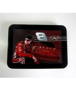 Nascar Dale Earnhardt Jr. Collector Tin with 2 Sealed Decks of Playing C... - $12.99