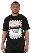 LRG Men's T-H-See THC 420 WEED Marijana T-Shirt image 2