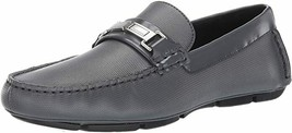 Calvin Klein Men's Karns Driving Loafers GREY 2 sizes - $59.95