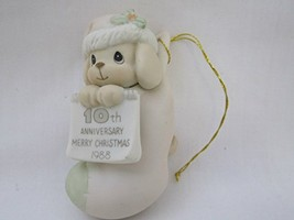 "Precious Moments ""You are my gift come true"" Special Commemorative 520276 Puppy  - $9.90"