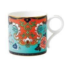 NEW IN THE BOX Wedgwood Wonderlust Ornamental Scroll Mug - $49.49