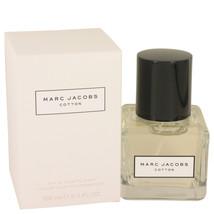 Marc Jacobs Cotton 3.4 Oz Eau De Toilette Spray image 4