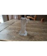 """Waterford # 1 Crystal Paperweight - Ireland - 5"""" Tall Number One - $48.51"""