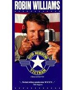 Good Morning Vietnam [Import] [VHS Tape] - £57.05 GBP