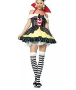 Leg Avenue Sexy Disfraz de Reina Corazones Alice IN Wonderland Talla L 8... - $24.45