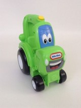 Little Tikes Musical Farm Green Tractor Music S... - $17.77