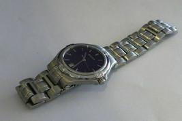 Men's Gucci Watch Stainless Steel Swiss Quartz Movement Black Dial - $597.11 CAD