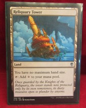 Reliquary Tower - MTG Magic The Gathering - Commander 2016 - $5.45