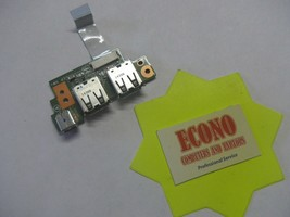 Sony Vaio VGN-B100B USB Port Board With Cable CNX-280 P1-40FTCC2-12FB - $4.95