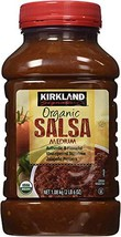 Kirkland Signature Organic Salsa, Medium, 1.08 kg - PACK OF 6 - $63.35