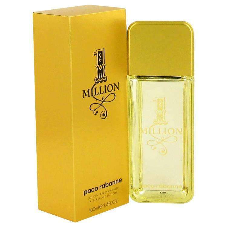 1 Million After Shave By Paco Rabanne-3.4 oz