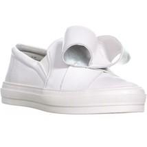 Nine West Odienella Fliege ohne Bügel Sneakers, Weiß Multi, 5 US - $77.98