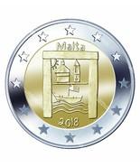 2 EURO COMMEMORATIVE MALTA 2018  - €5,82 EUR