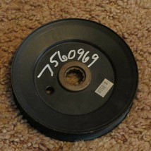 """Spindle Pulley MTD/756-0969 Genuine Parts Deck Pulley - 5.0"""" Dia. - $15.79"""