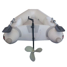 HAND OPERATED OUTBOARD MOTOR INFLATABLE BOAT TROLLING MOTOR BOAT PROPELLER   image 6