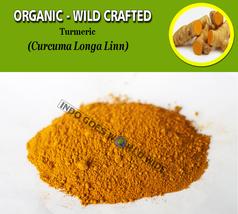 POWDER Turmeric Kunyit Kunir Curcuma Longa Organic Wild Crafted Fresh Herbs - $7.85+